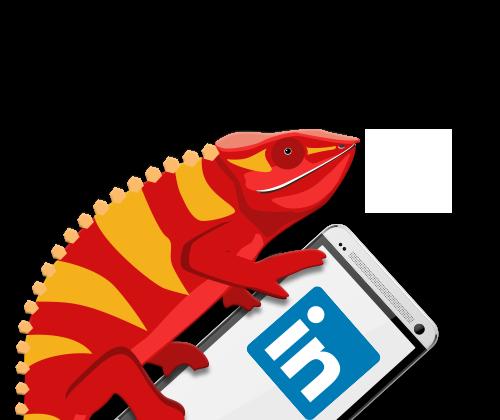 LinkedIn Chameleon