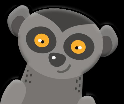 Peeper Lemur
